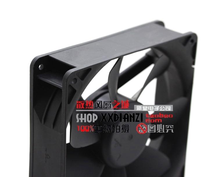 Sunon EFE0381B1-Q020-F9B 12V 14CM 140mm 7.92W PWM server inverter cooling fan