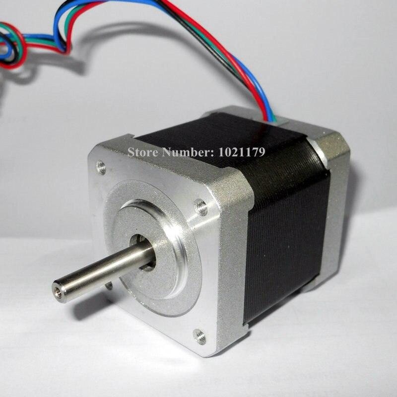 NEMA 17 paso a paso motor de 40mm 1.2A 2,6Kg cm 6-plomo Nema17 motor 42 motor para 3D impresora Y CNC X Y Z Eje