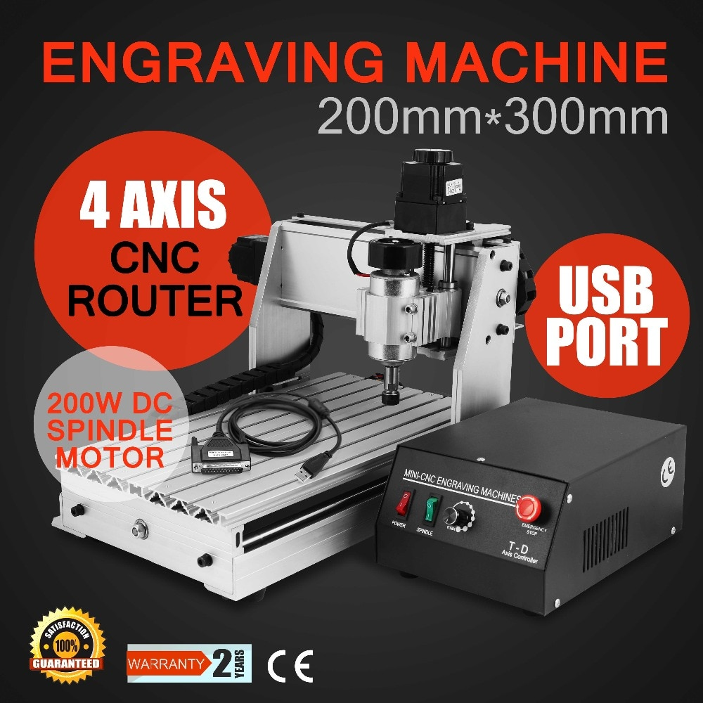 (From EU Warehouse)3020 4 AXIS CNC ROUTER  ENGRAVING MACHINE Updated Router Drilling and Milling Machine 4 Four Axis the open source openpilot mini cc3d flight control traverse machine qav250 330 uses multi axis four axis equivalent to f3