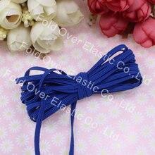 130 yards/color 1/8 inch 3mm Width Skinny Elastic #25 for Baby girl Headbands DIY Hair Accessories