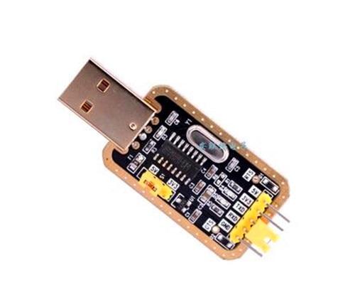 ¡Envío gratis! CH340G / USB a TTL serial / STC microcontrolador Programa de descarga/componente electrónico