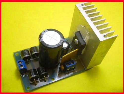 Бесплатная доставка! LT1083 Регулируемый блок питания/пластина регулятора усилителя трубки накаливания/электронный компонент