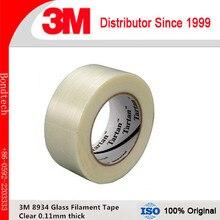 Bande de cerclage avec Filament de verre   3M 8934, enlèvement du verre, 1/2 x60yd/roll, 2 rouleaux par paquet