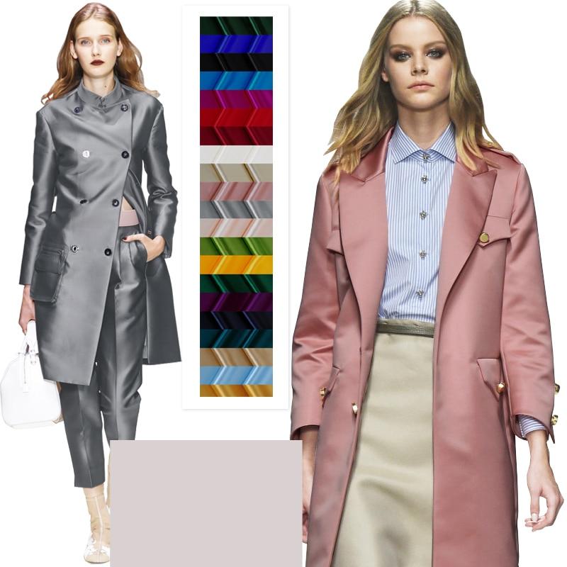 CNUM SW052 Silk Wool/ Pure Color /Silk Fabric 35% Silk 65% Australian Wool/ Width1.53yd Thickness 40mm