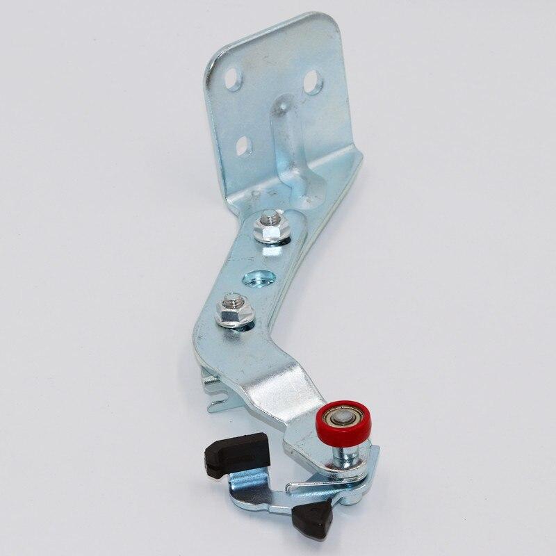 Guía de rodillos para puerta corrediza inferior 1344239080, 9033, V8 9033V8 para Citroen Jumper, Fiat Ducato, Peugeot Boxer Bus Box 250