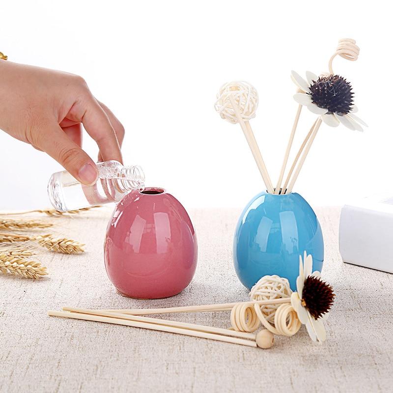 2352 fireless cane aromatherapy essential oil set sandalwood incense toilet toilet home deodorant room perfume