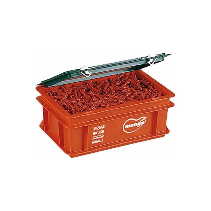 MUNGO M1380034 - Mini-box taco de nylon MUNGO MN 8 x 40 - DESA - Ref