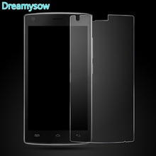 Película de vidrio templado 9H para Doogee X5 Max Pro X6 F5 F3 U7 PLUS Y6 Y6C U7 PRO Y100 Pro Protector de pantalla de película protectora