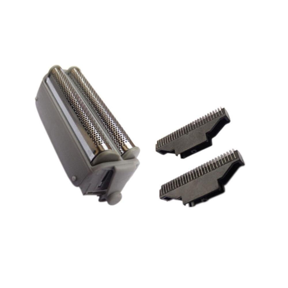 Hoja interior +. Pantalla de lámina de repuesto para afeitadora Panasonic WES9833P ES4820 ES4823 ES4826 ES4853 ES4501 ES-RW30 ES9859
