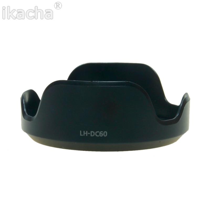 LH-DC60 Camera Lens Hood for Canon PowerShot SX540 HS, SX520 HS, SX50 HS, SX530, SX40 HS, SX30 IS, SX20 IS, SX10 IS