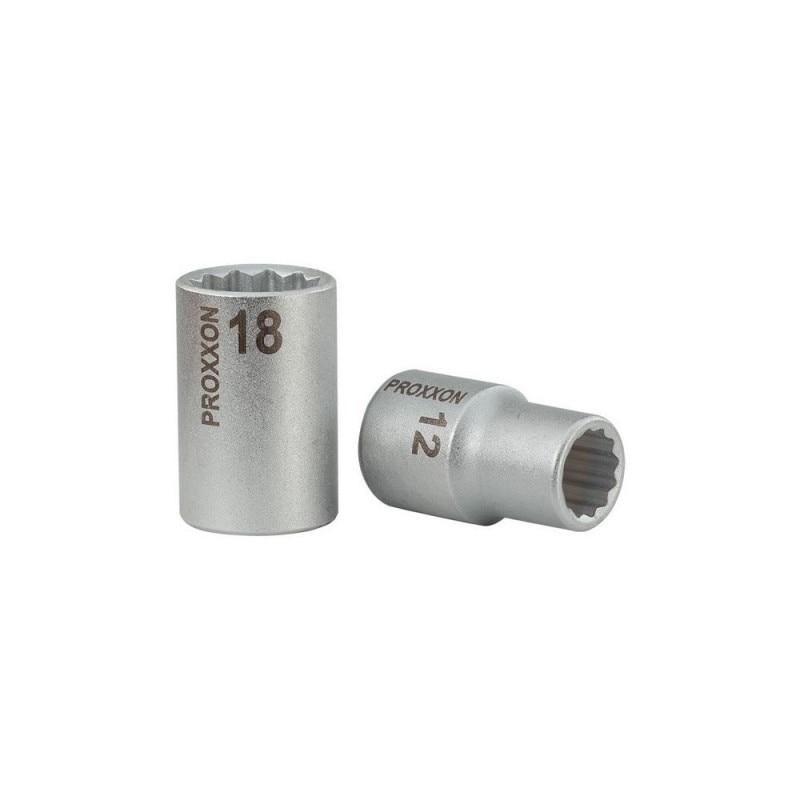 "PROXXON-INDUSTRIAL 2223305 - Vasos spline 1/2"" 10 mm"