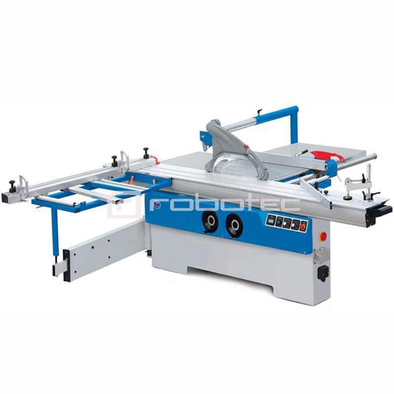 Estándar europeo Precio de fábrica, RT-6128, máquina de sierra de panel con CE/mesa de ordenador, sierra de panel