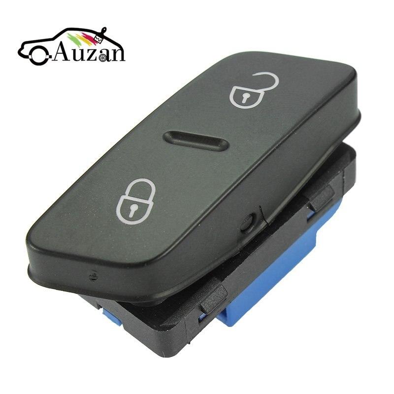 LHD Автомобильный Дверной замок, кнопка блокировки центала 1K0 962 125 для VW CC Golf Jetta MK5