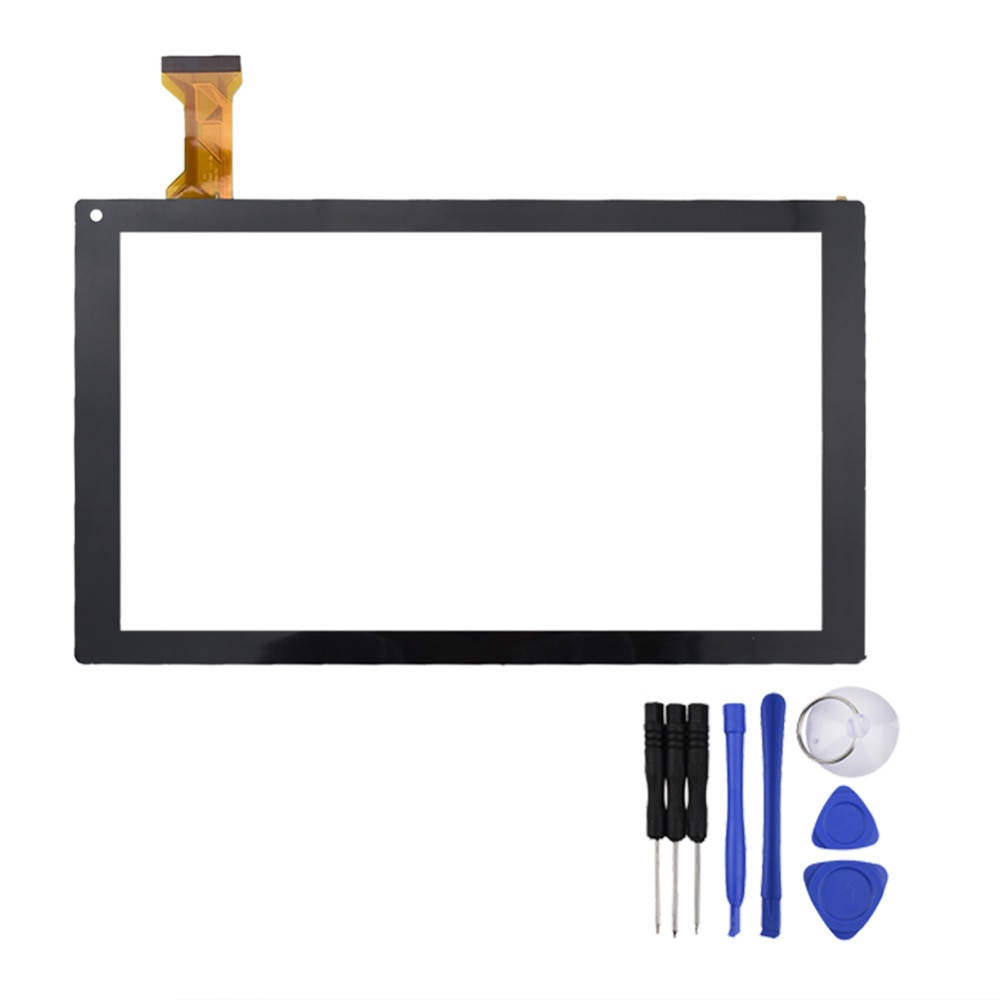 Für 10,1 zoll MF-678-101F-4 FPC Tablet PC Digitizer Kapazitiven Touch Screen Panel Glas Sensor Ersatz Werkzeuge