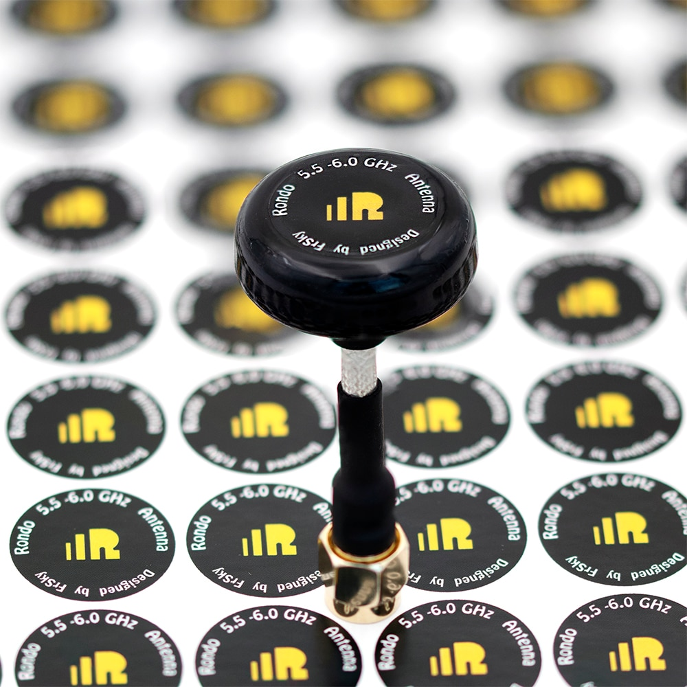 Conector sma da antena do rondon vtx de frsky 5.8 ghz
