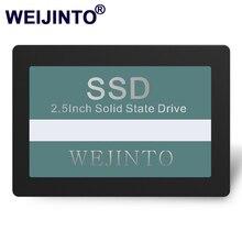 WEIJINTO SSD DA 360GB SATA3 2.5 pollici 60GB 120G 240GB 128GB 256GB 480GB 512GB 960GB 1TB Hard Disk Drive HD HDD per il Computer Portatile Desktop