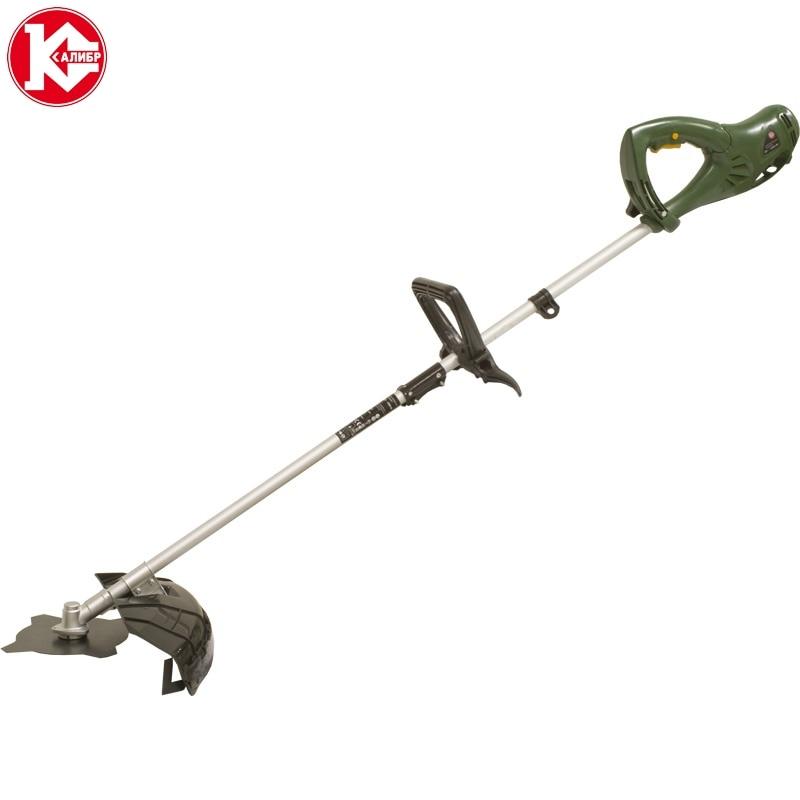 Триммер электрический Калибр ЭТ 1350В+ Леска + Нож 1350W|grass trimmer|electric grass trimmertrimmer for |