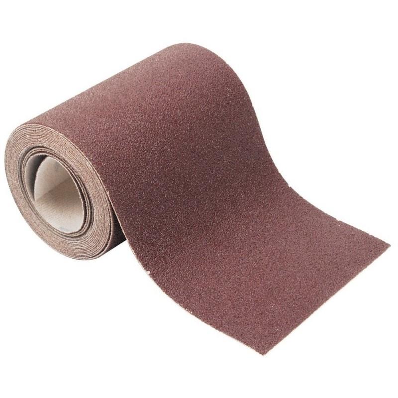 WOLFCRAFT 1742000-rolkowy papier ścierny samoprzylepny rzep 180 4 m x 115 mm