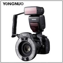 Yongnuo YN-14EX II TTL LED Macro Ring Flash Light pour Canon 6D 5D MARK IV 70D 200D 6D MARK II t6 1300D 200D 70D 7D G7X mark ii