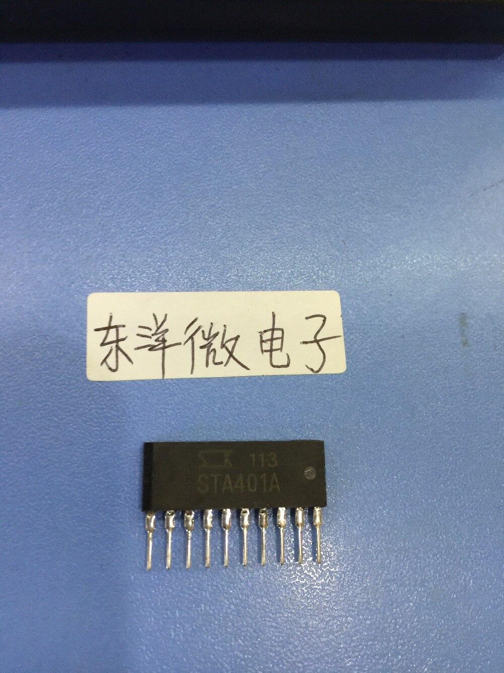 5PCS STA401A ZIP10 100% original Novo