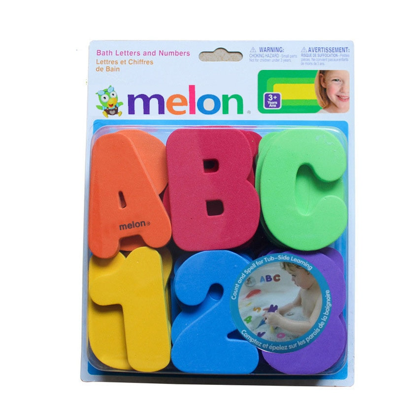 MunchkinS Enigma Criança Brinquedo Da Espuma De Banho Do Bebê 36 pcs 26 Letras e 10 Números Clássicos Do Bebê Cedo Ferramenta Educacional Alfabeto