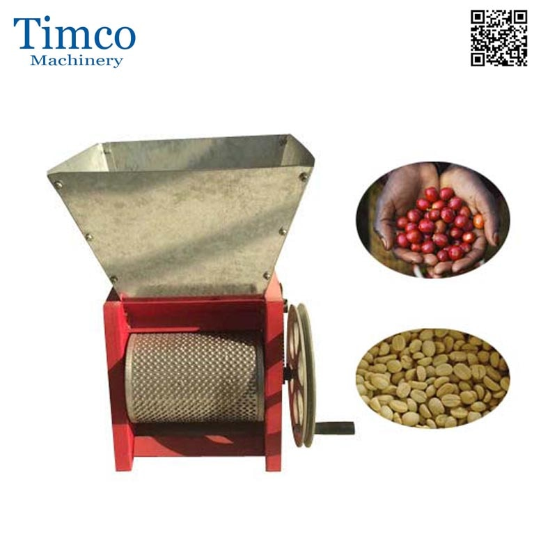 Coffee Bean Cherry Pulper Sheller Machine Manual Coffee Beans Shelling machine