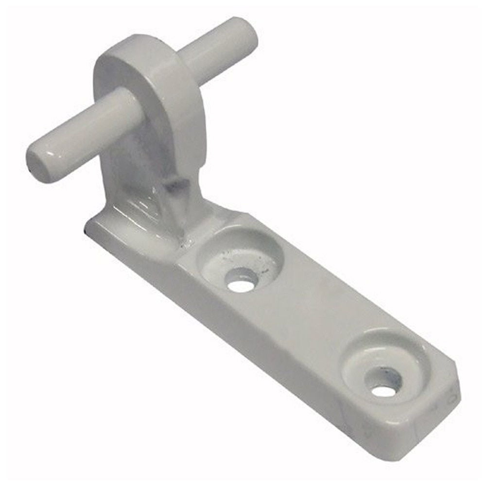 Bisagra de puerta central de nevera adecuada para Siemens KS40U120GR-00171308 (1 pieza)