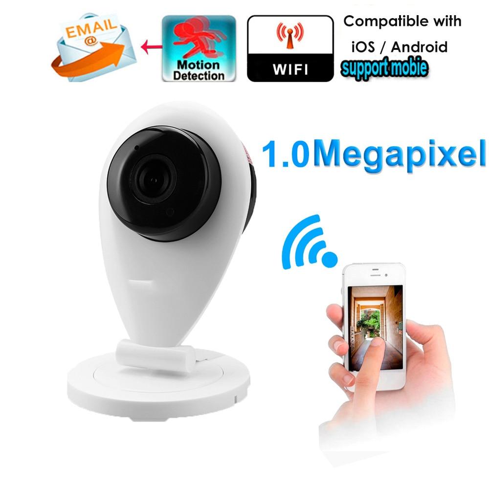 Mini Wifi Wireless IP Camera CCTV Security Photo Camera de seguridad Audio Baby Monitor 1080p HD Gsm Indoor Ceiling Cam Ful HD