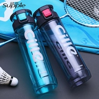 730ML Sport Water Bottle Plastic Lemon juice Water Bottle With Filter Leakproof BPA Free Infuser Bicycle Outdoor Water Bottle