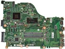 Pour ACER E5-575G carte mère dordinateur portable avec i5-6200U CPU 940 M X 2 GB DAZAAMB16E0 NBGHG11004 NB. GHG11.004 DDR4 100% testé