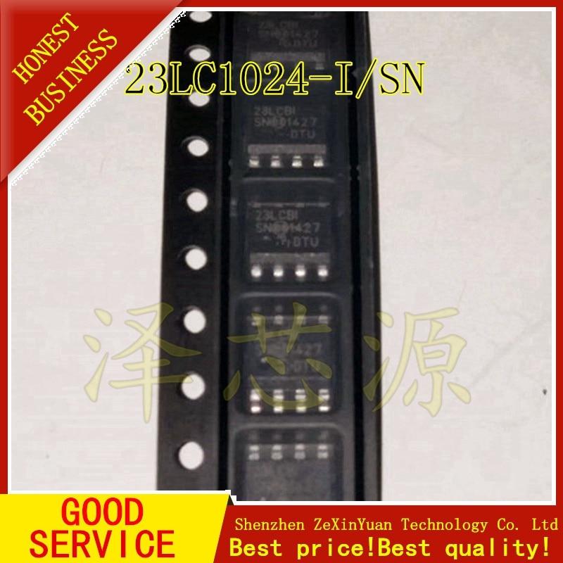 23LC1024-I/SN 23LC1024 23LCBI 23LCBI/SN SOP8