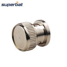 Superbat 10 pièces capuchon anti-poussière couvercle de protection pour connecteur de câble femelle BNC