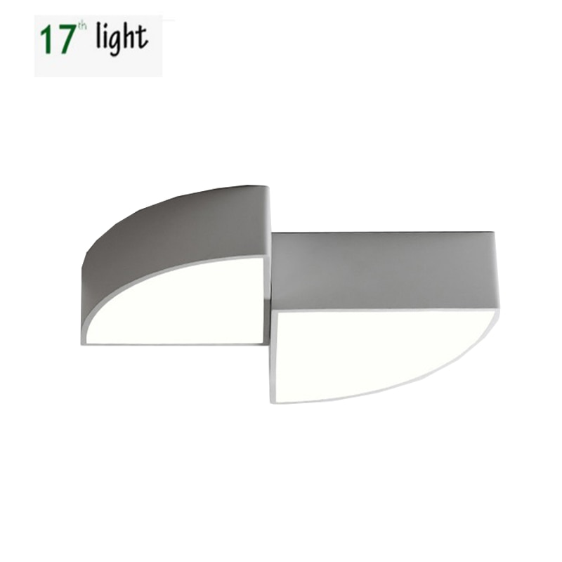LED modern ceiling lamp acrylic black/white  mounted lighting fixture for living room bedroom macarons ceiling lamps rose colors metal lamp body acrylic lamp shade colorful post modern ceiling light led lighting fixture