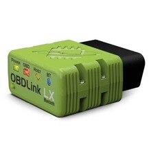OBDLink LX Bluetooth OBD2 BIMMER кодирующий инструмент для автомобиля BMW и мотоцикла автомобильный инструмент сканирования для Windows и Android