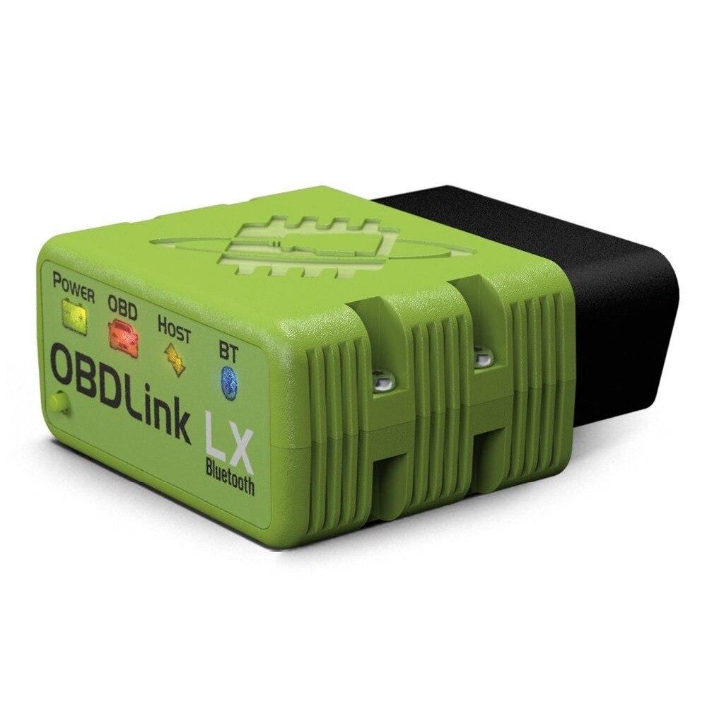 OBDLink LX, herramienta de codificación BIMMER OBD2 Bluetooth para vehículo BMW y motocicleta, herramienta de escaneo automotriz para Windows y Android