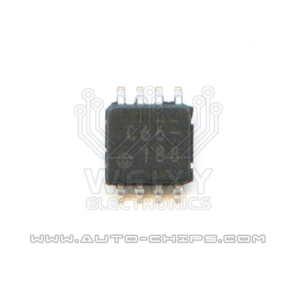 C66 93C66 MSOP8 EEPROM Chip for New Type HYD KI FD TYT Dashboard