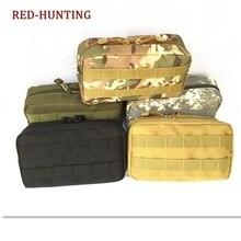 Tactical Molle Accessory Pouch Sundries Vest Bag Fanny Pack For Belt Vest Backpack EDC Case
