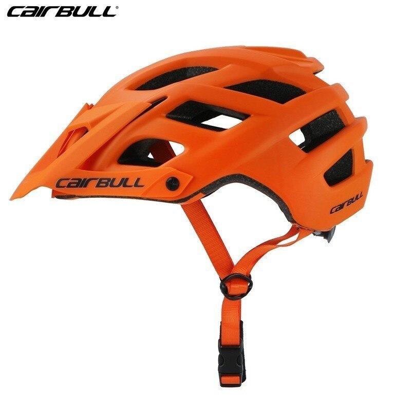 Cairbull-Casco de Ciclismo Trail Xc, protector de seguridad para bicicleta de montaña...