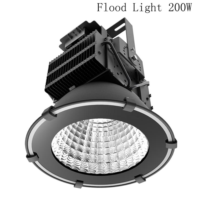200W Светодиодный прожектор светильник лампа переборки профессиональный промышленный светильник ing 25-100degree IP65 AC 85-305V Cree чипы/Meanwell властью