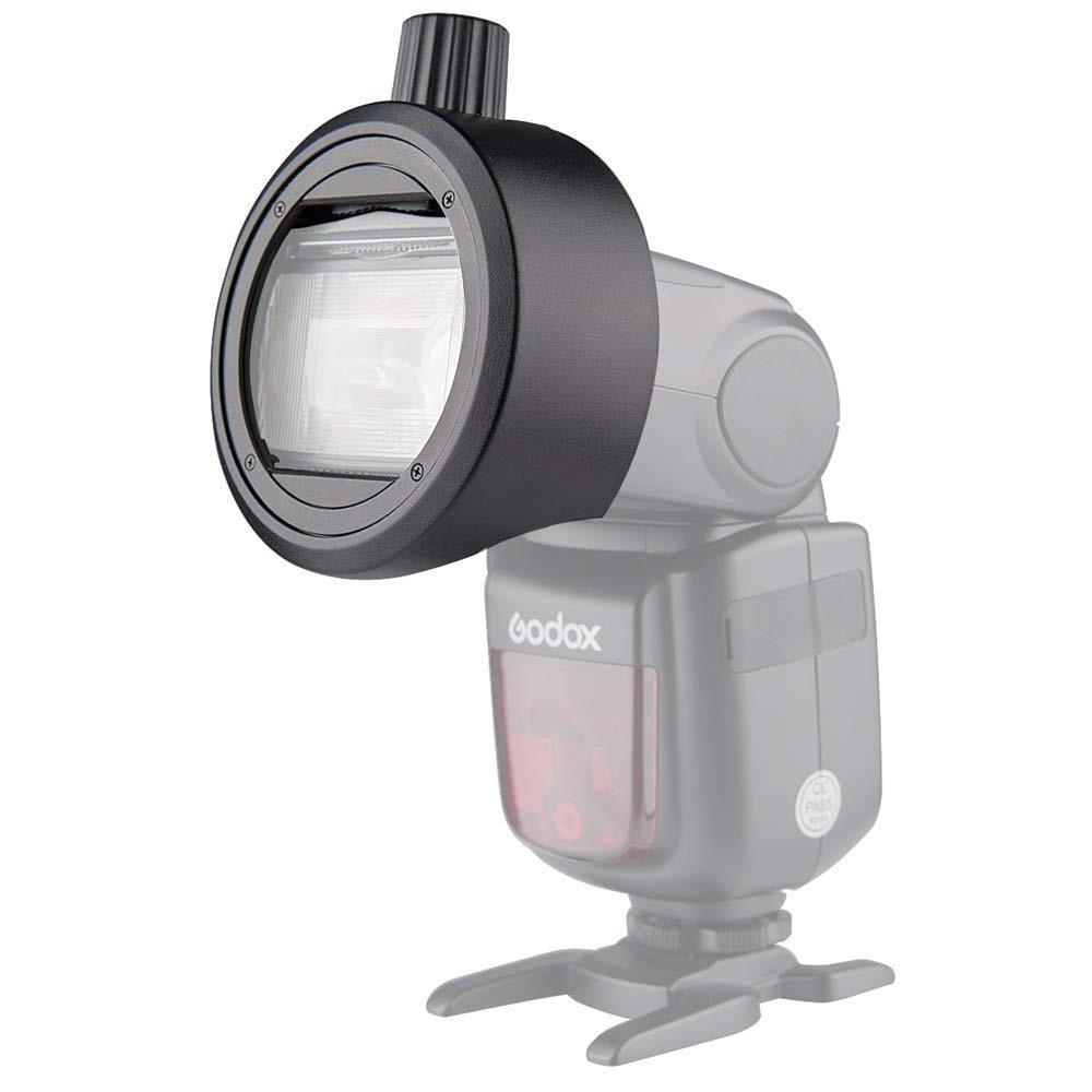 Godox S-R1 адаптер вспышки AK-R1 переходное кольцо для Godox TT685 V860II V350 TT600 Yongnuo Canon Nikon Sony Flash