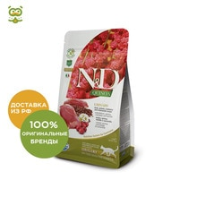 N & D chat Quinoa urine