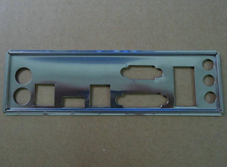 Aplicable para MSI B85M-E45 H87M-E35 H81M-ECO tablero ustomizado deflector personalizado