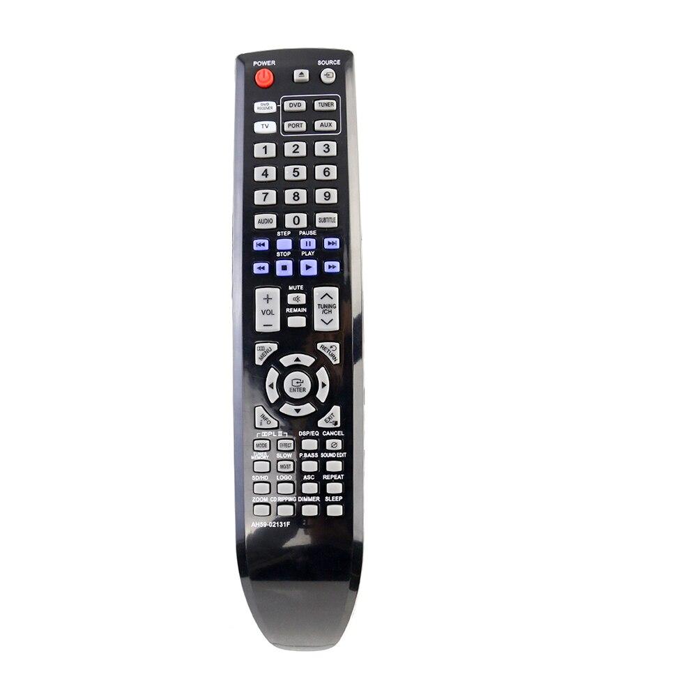 AH59-02131F remoto adecuado para sistemas de cine en casa Samsung HTTZ322 HTTZ322T HTTZ322T/XAA HTTZ322T/XAC HTTZ325 HTTZ325T/XSA