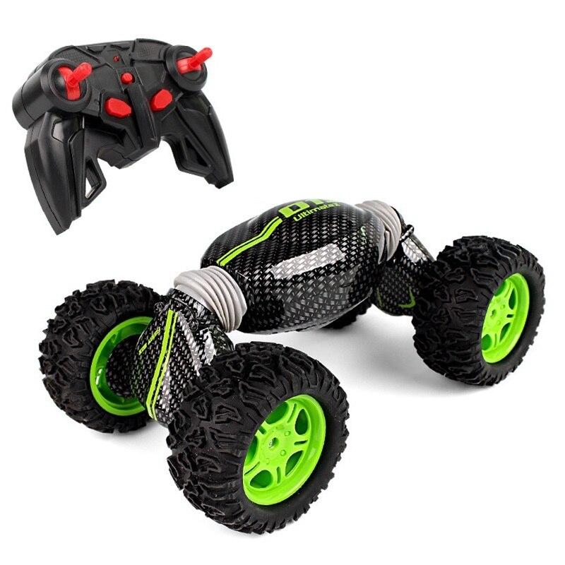 Новый дизайн RC автомобиль 4WD 112 креативный электрический багги автомобиль 2,4G один ключ трансформации каскадер автомобиль вездеход внедоро...