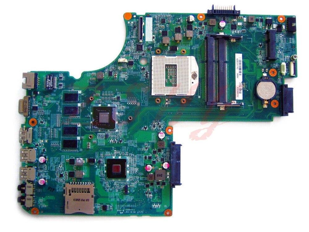 Toshiba Satellite S70 S75 S75T placa base de computadora portátil A000245430 DA0BD6MB8D0 100% prueba