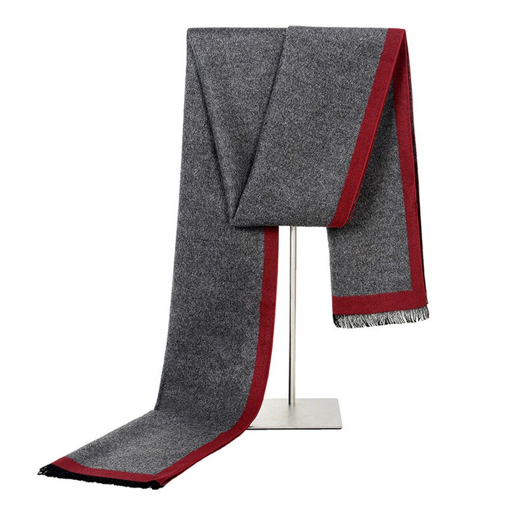 Winter Classic Fashion Warm Soft Neck Wrap Shawl Scarf Men's Accessories Gift