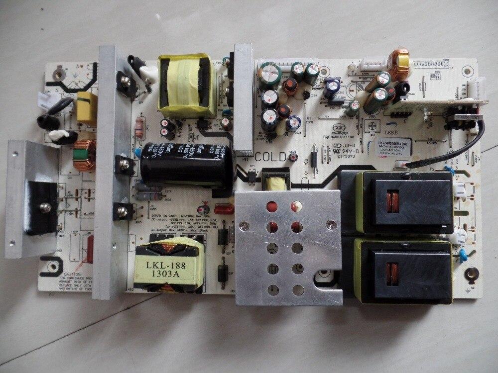 Placa de alimentación LK-PI400106B E173873 LK-PI400103S para LCD-42-55inch, placa de conexión T-CON, GLB Video