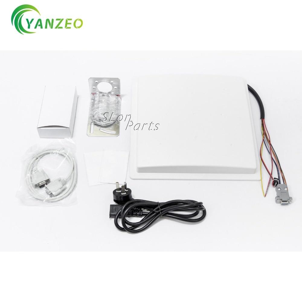 Yanzeo SI701 UHF pasivo de largo alcance lector de tarjetas RFID-la distancia de lectura es de 8-15 metros UHF RFID lector nueva garantía de 12 meses