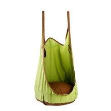 Kids Pod Swing Chair Sleeping Bag Children's Bag Swings  Hammock SeatIndoor Outdoor Playground Inflatable Cushion Chair
