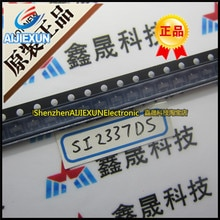 50 Stücke 100% original und neue SI2337DS-T1-E3 80 V/2,2A MOSFET P-CH 80 V 2.2A SOT23-3 vorrätig